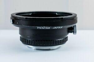 Genuine Pentax Adapter K for 6x7 Lens PK RB67