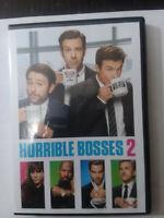 Horrible Bosses 2 (DVD, 2016)