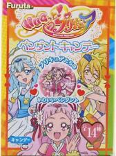 Hugtto! Precure pendant & candy Dagashi Japan Snack Bandai