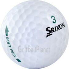 96 Srixon Soft Feel AAA+ Used Golf Balls
