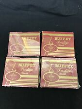 More details for 4 boxes of 10buffet prestige bb clarinet reeds —strength 3