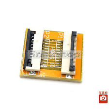 FPC FFC FLAT FLEX CABLE 1mm 10pin to 10pin INCREASING SCREEN LINE EXTENSION new
