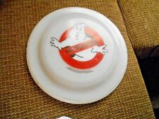 VINTAGE 1986 GHOSTBUSTERS FRIZBEE PURINA PROMOTIONAL MAIL IN NICE