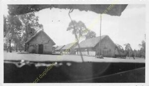 Original Photo MADAGASCAR 1948 camp militaire Antsirabé n28
