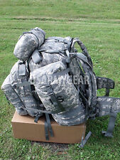 US ARMY MOLLE II SDS ACU RUCKSACK digital ASSAULT 3D BACK PACK, USGI BUG OUT +++