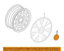 FORD OEM 06-12 Fusion Wheels-Center Cap 6E5Z1130AA