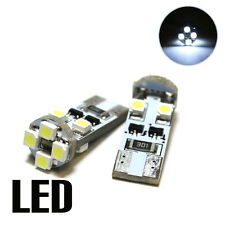 VW Scirocco 137 1.4 8SMD LED Canbus No Error Side Light Upgrade Parking Bulbs