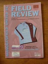 28/08/2006 Mangotsfield United v Maidenhead United  (No Apparent Faults)