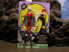 VERY RARE Nightmare Before Christmas - Deluxe Original Disney Santa Jack Figure