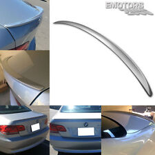 PAINTED BMW E92 M3 TYPE 2D TRUNK REAR SPOILER BOOT 320xd 320i 335d 325i #A08