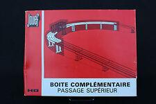 V337 JOUEF maquette Ho 2674 Passage superieur boite complementaire train