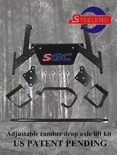 "6"" Adjustable Drop Axle Lift Kit for EZGO Golf Cart 2001-2013 TXT Electric Model"
