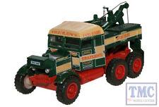 76SP003 Oxford Diecast OO Gauge Traylens Funfair Pioneer Recovery Tractor