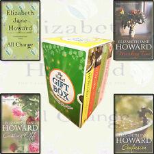 Elizabeth Jane Howard 4 Books Collection Set (Confusion) Gift Wrapped Slipcase