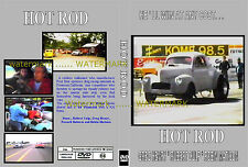 HOT ROD ('40 WILLY'S COUPE ,REBEL OF THE ROAD) DVD movie customs street rat vid