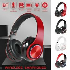 Mpow Wireless Bluetooth Headphone Over Ear Stereo Bass Earphone Noise Cancelling