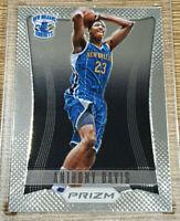 2012-13 Panini Prizm Anthony Davis RC Rookie #236 Hornets 💥 🏀 Invest