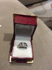 Platinum .60ct VS1/G Diamond Band Ring