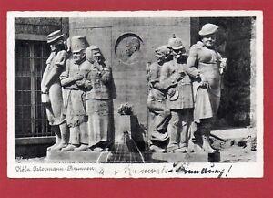 Köln am Rhein etwa im Jahre 1935 Ostermann - Brunnen AK