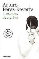 NEW El maestro de esgrima (Spanish Edition) by Arturo Pérez-Reverte