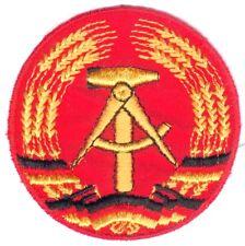 DDR 1 Orig. Ärmelabzeichen für das UN Mandat -rund D.71mm, RARE, I/II