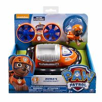 Paw Patrol - Zuma's Hovercraft vehicle and figure  FREE WORLDWIDE SHIPPING