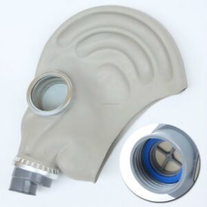 Rubber gas mask,(HO-54) FREE UK DELIVERY