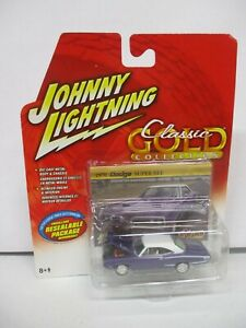 Johnny Lightning Classic Gold Collection 1970 Dodge Super Bee