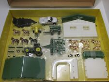 Ertl John Deer 40 Pc. Die Cast Metal Equipment Farm Toy Playset
