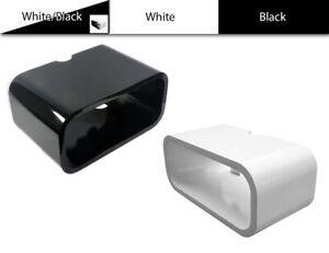 40cm Wall Shelf Skybox Cube Shelving Storage Unit Décor Display Rack White Black