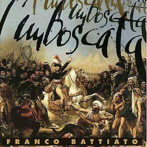 FRANCO BATTIATO - L'IMBOSCATA  CD POP-ROCK ITALIANA