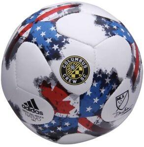 "Adidas Mini Columbus Crew MLS Cup Champions Miniature Soccer Ball - Size 1 (5"")"