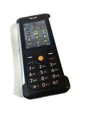 CAT B100 3G robusto + IP67 (Sbloccato) Cellulare-Nero buone condizioni