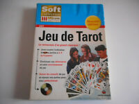 LOGICIEL MICRO APPLICATION /  JEU DE TAROT / CD-ROM - WINDOWS 95/98