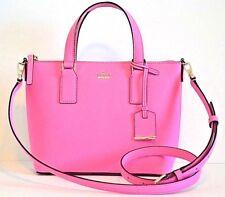 Kate Spade Purse Satchel Pink Leather Crossbody Shoulder Bag Cameron St Lucie