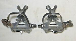 Shimano 600 Toe Clip Pedals