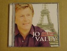 2-CD VLAAMSE STERREN PRESENTEERT / JO VALLY - ZINGT FRANSE KLASSIEKERS