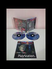 PS1 Drácula 2: el último santuario (discos de doble disco) Muy Buena