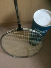 New listing CARLTON 3.7X BADMINTON RACKET & COVER WITH SHUTTLECOCKS. EXCELLENT CONDITION