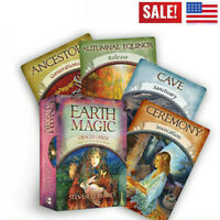 NEW Magic Oracle Cards Earth Magic Read Fate Tarot 48-card Deck Set - Usa hot!
