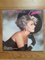 Elaine Paige – Cinema K-Tel – NE 1282 Vinyl, LP, Album