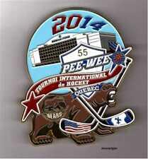 MINOR HOCKEY PIN PEE-WEE 2014 HERSHEY BEARS BIG PIN