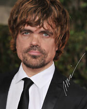 PETER DINKLAGE #1 10X8 PRE PRINTED (SIGNED) LAB QUALITY PHOTO - FREE DELIVERY