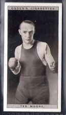 OGDENS-PUGILISTS IN ACTION-#30- BOXING - TED MOORE