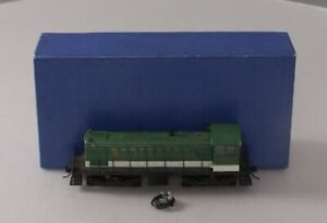 Alco Models D-116 HO Scale Brass S-1 660 HP Switcher/Box