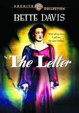 THE LETTER Bette Davis Region Free DVD - Sealed