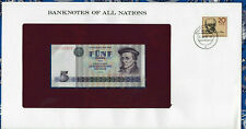 Banknotes of All Nations GDR East Germany 1975 5 Mark UNC P 27a IH003389 Low