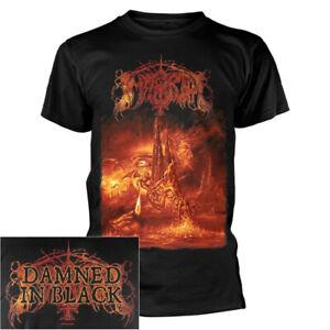 Immortal Damned In Black 2020 Shirt S-XXL T-Shirt Official Metal Band Tshirt