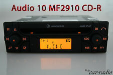 MERCEDES Autoradio CD ORIGINALE r170 r129 r107 w460 w461 w462 Alpine Radio Becker