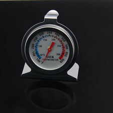 Temperature Gauge Cooker Dial Gauge Stainless Steel Dial Oven Thermometer